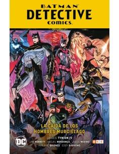 Batman: Detective Comics vol. 06: La caída de los hombres murciélago (Renacimiento Parte 7)