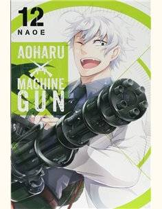 Aoharu x Machinegun núm. 12