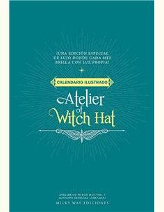 ATELIER OF WITCH HAT 7 EDICION ESPECIAL