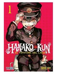 HANAKO-KUN, EL FANTASMA DEL LAVABO 01