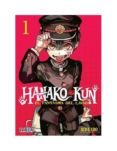Compra HANAKO-KUN, EL FANTASMA DEL LAVABO 01 9788418645228