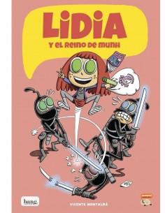 LIDIA,LA 2 EL REINO DE MUNH