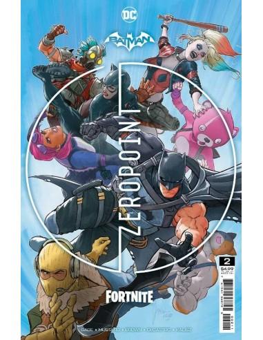 Compra Batman/Fortnite: Punto cero núm. 02 de 6 9788418660146