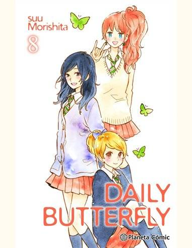 DAILY BUTTERFLY 8