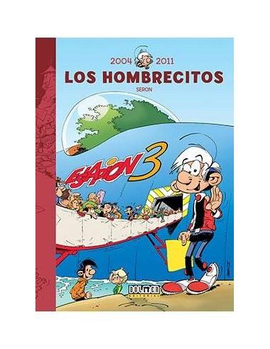 LOS HOMBRECITOS 15: 2004-20011