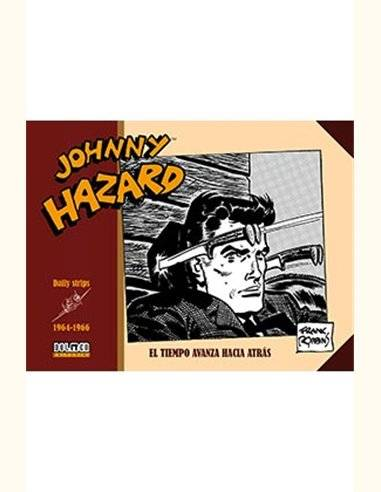 JOHNNY HAZARD 1964-1966