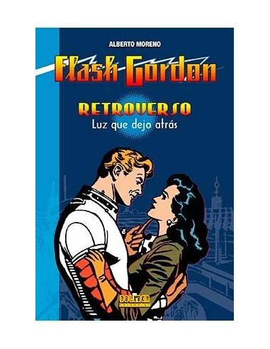 RETROVERSO. LUZ QUE DEJO ATRAS (FLASH GORDON)