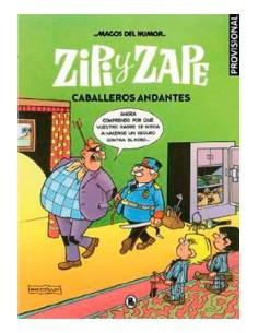 MAGOS DEL HUMOR 210. ZIPI Y ZAPE. CABALLEROS ANDANTES
