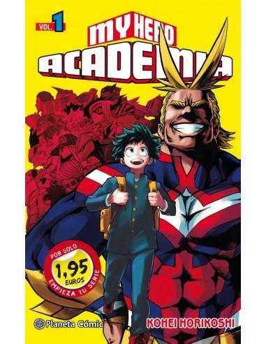 Compra MM My Hero Academia nº 01 1,95 9788413414997