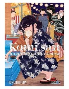 KOMI-SAN NO PUEDE COMUNICARSE 02