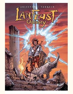 LANFEUST ODISSEY. VOLUMEN 03