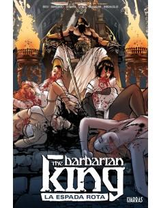 THE BARBARIAN KING 1. LA...