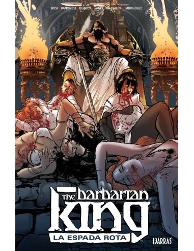 Compra THE BARBARIAN KING 1. LA ESPADA ROTA 9788412076103