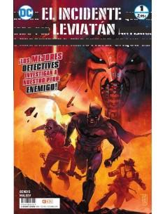 El incidente Leviatán núm....