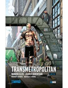 Transmetropolitan Libro 03...