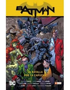 Batman: La batalla por la...