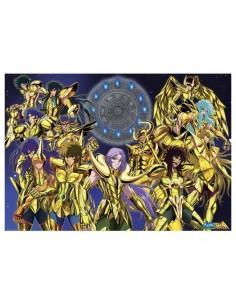Poster Saint Seiya Caballeros de Oro 7.95€
