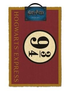 Harry potter Felpudo Anden 9 3/4