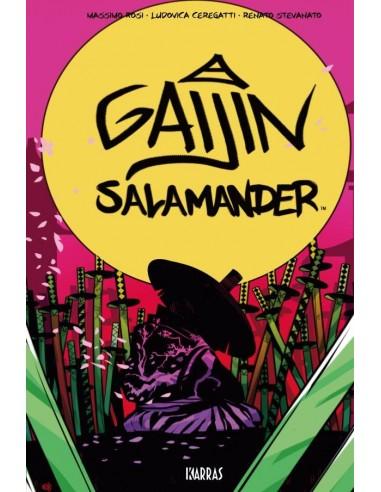 Compra GAIJIN SALAMANDER 9788412076141