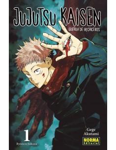 JUJUTSU KAISEN 01