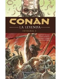 Conan La Leyenda nº 03/04