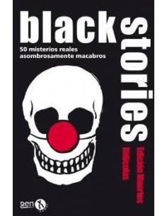 BLACK STORIES: MUERTES...