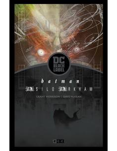 Batman: Asilo Arkham – Biblioteca DC Black Label