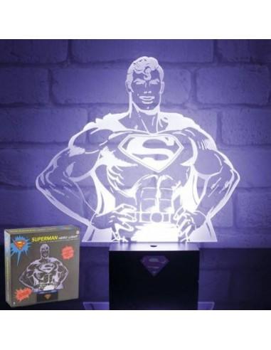 DC COMICS  Lampara Superman USB