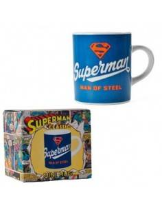 SUPERMAN - MINI TAZA - MAN...