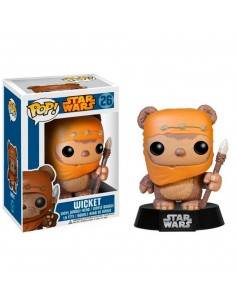 Figura POP Star Wars Wicket