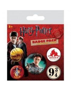 Harry Potter CHAPAS GRYFFINDOR