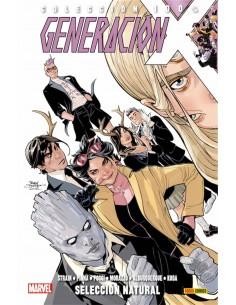 GENERACION-X 01. SELECCION...