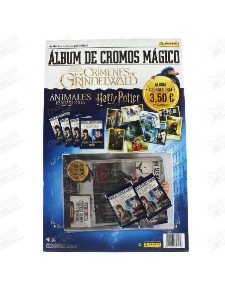 Harry Potter Album de cromos
