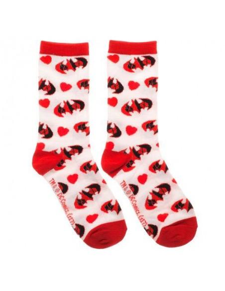 Set 3 calcetines Harley Quinn DC Comics surtido