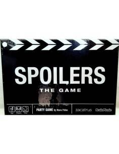 SPOILERS - THE GAME