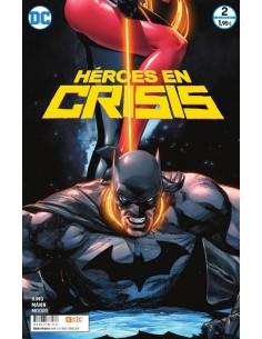 Héroes en crisis núm. 02