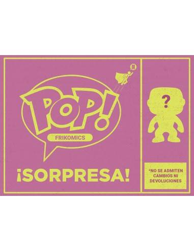 Compra Funko POP! Sorpresa!!! FNKSorpresa