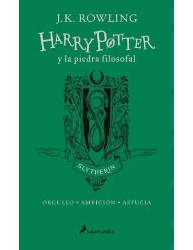 HARRY POTTER Y LA PIEDRA FILOSOFAL (SLYTHERIN) 20 AÑOS DE MAGIA