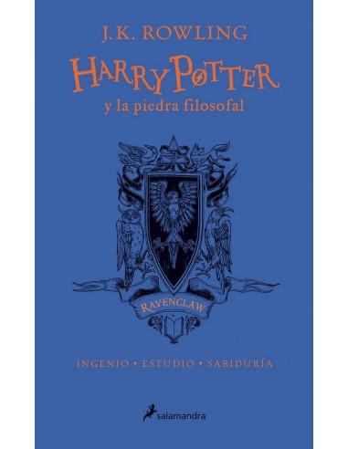 HARRY POTTER Y LA PIEDRA FILOSOFAL (RAVENCLAW) 20 AÑOS DE MAGIA