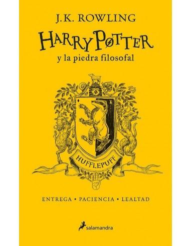 HARRY POTTER Y LA PIEDRA FILOSOFAL (HUFFLEPUFF) 20 AÑOS DE MAGIA
