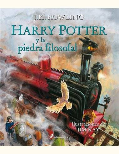 HARRY POTTER I Y LA PIEDRA FILOSOFAL