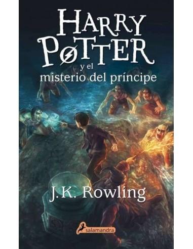 HARRY POTTER Y EL MISTERIO DEL PRÍNCIPE VI (RÚSTICA)