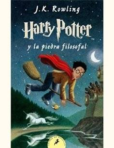 HARRY POTTER I LA PIEDRA FILOSOFAL BOLSILLO