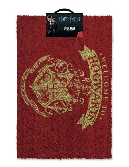 Harry Potter Felpudo Welcome to Hogwarts 40 x 60 cm