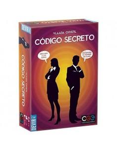 JUEGO DE MESA CODIGO SECRETO