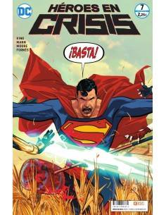 Héroes en crisis núm. 07