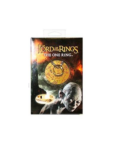 Llavero The One Ring El Se/ñor de los Anillos