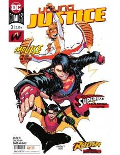 Young Justice núm. 03