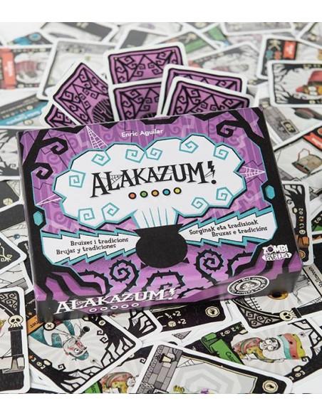 Alakazum! Juego de Mesa