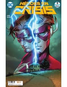 Héroes en Crisis núm. 09...